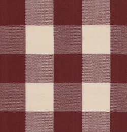 Dublin Crimson Tempo Fabric