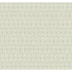 EB2042 Soft Metallic Grey Blue Aztec Diamond Wallpaper