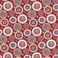 Enlightened Berry Kasmir Fabric