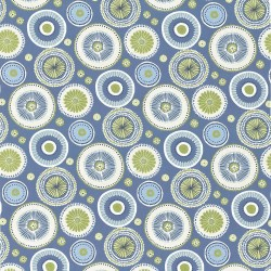 Enlightened Bluebell Kasmir Fabric