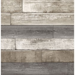 FD22345 Grey Shiplap A Street Prints Brewster Wallpaper