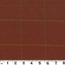 Frazier Terra Cotta Fabric