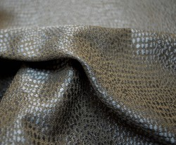 From The Gecko Metal Swavelle Mill Creek Fabric