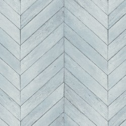 G67995 Chevron Wood Wallpaper