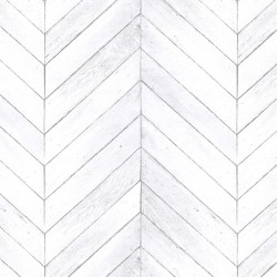 G68001 Chevron Wood Wallpaper