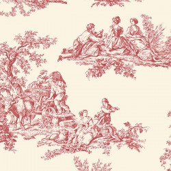 GC29851 Romantic Toile Wallpaper
