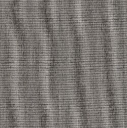Gingham Charcoal Tempo Fabric
