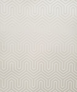 GM7500 White Labyrinth Wallpaper