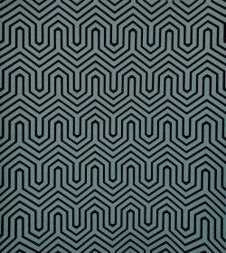 GM7502 Teal Labyrinth Wallpaper