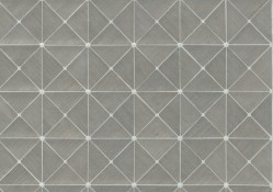 GM7506 Grey Dazzling Diamond Sisal Wallpaper
