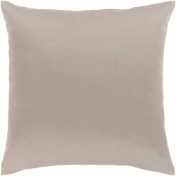 Griffin Pillow with Poly Fill in Light Gray | GR003-1319P
