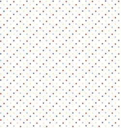 Lilli Ocean Happy Dots Wallpaper