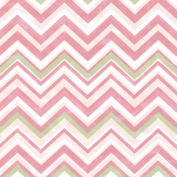 Susie Pink Chevron Wallpaper