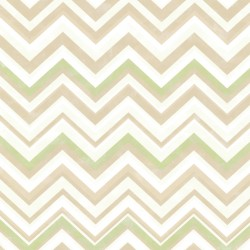Susie Brown Chevron Wallpaper