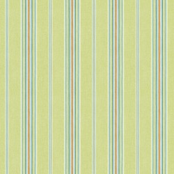 Kylie Green Cabin Stripe Wallpaper