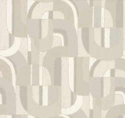 HC7596 Neutrals Sculpture Garden Wallpaper