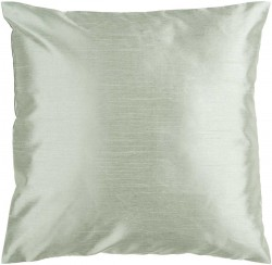 Solid Decorative Green Pillow | HH031-1818P
