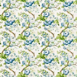 Hinder 1 Sapphire Stout Fabric