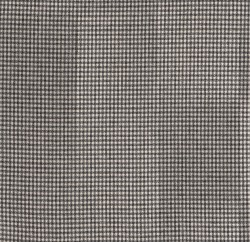 Houndstooth Check Charcoal Tempo Fabric