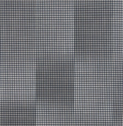 Houndstooth Check Navy Tempo Fabric