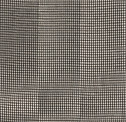 Houndstooth Check Onyx Tempo Fabric