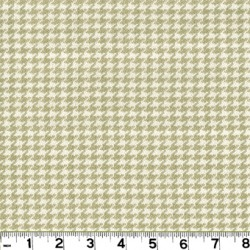 Houndstooth Sand Fabric