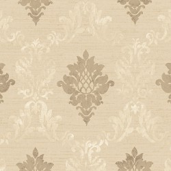 IM36428 In-register Silk Damask Wallpaper