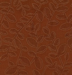 Ivy 801 Russet Fabric