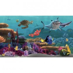 Murals Finding Nemo Pre-Pasted Mural