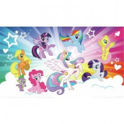 Murals My Little Pony Cloud Burst Pre-Pasted Mural