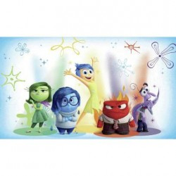 JL1368M Disney Pixar Inside Out Pre-Pasted Mural