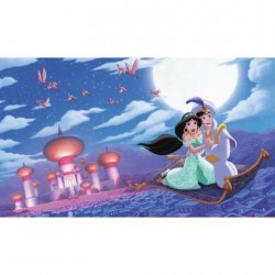 "JL1371M Disney Aladdin ""A Whole New World"" Pre-Pasted Mural"