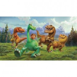 JL1372M Disney Pixar The Good Dinosaur Pre-Pasted Mural