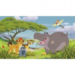 JL1382M Disney Lion Guard Pre-Pasted Mural