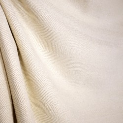 Jumper Bisque Herringbone Beige Fabric