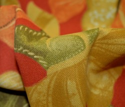 Lemoyne Flame Swavelle Mill Creek Fabric