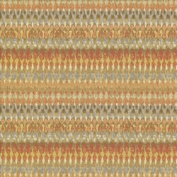 Linear Aura Sunset Kasmir Fabric