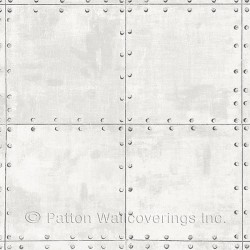 LL36223 Steel Tile Wallpaper