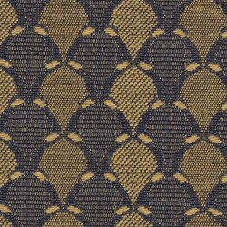 Luxe Cadet Burch Fabric