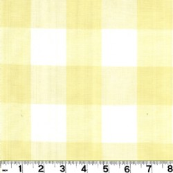 Lyme Pale Yellow Fabric