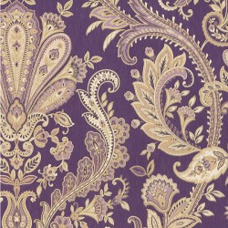 MD29427 Jacobean Paisley Wallpaper