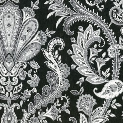 MD29430 Jacobean Paisley Wallpaper