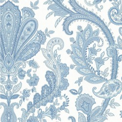 MD29431 Jacobean Paisley Wallpaper