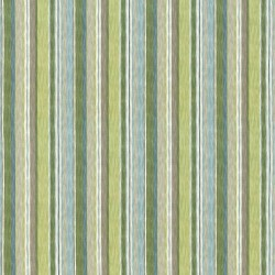 Meadow Stripe Emerald Kasmir Fabric