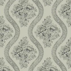 MH1599 Coverlet Floral Wallpaper