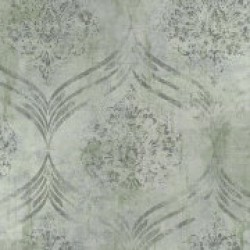 Metallika Brilliant Ogee Wallpaper (MK21204)