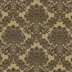 Mosler Coffee Kasmir Fabric