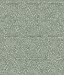 NR1510 Greens Norse Tribal Wallpaper