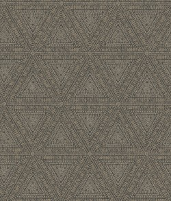 NR1512 Browns Norse Tribal Wallpaper