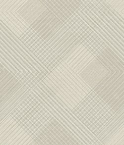 NR1533 Beiges Scandia Plaid Wallpaper
